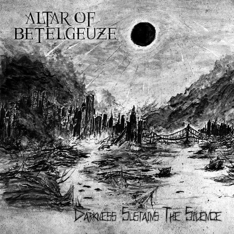 Image of Darkness Sustains The Silence (CD)