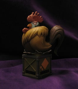Image of Poyo mini bust - SOLD OUT