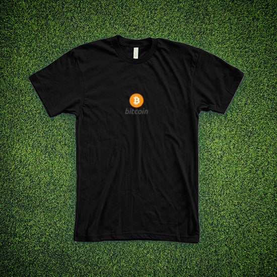 Image of The King's Heartbeat Deliberately Black Tee