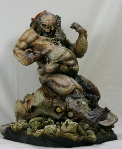 Image of Norm's Fat Zombie Resin Kit - Very Limited
