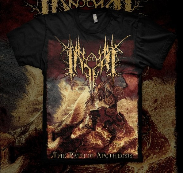 Image of Inferi - The Path of Apotheosis -Tee
