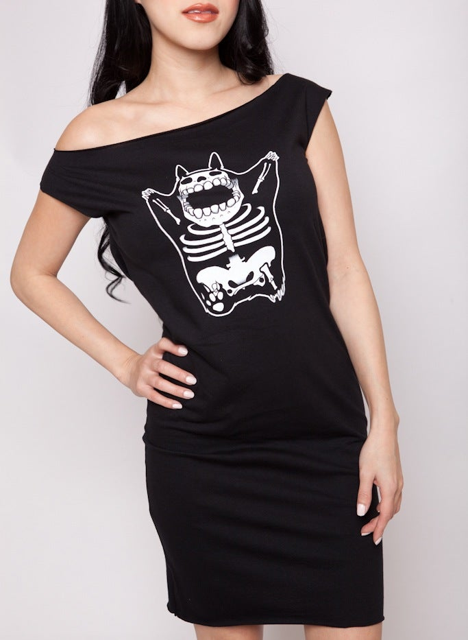 "Image of ""SKELETO RAGE DRESS"""