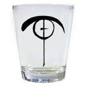 Image of EoA Logo Shot Glass