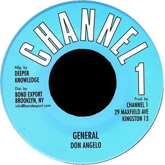 "Image of Don Angelo - General 7"" (Channel 1)"