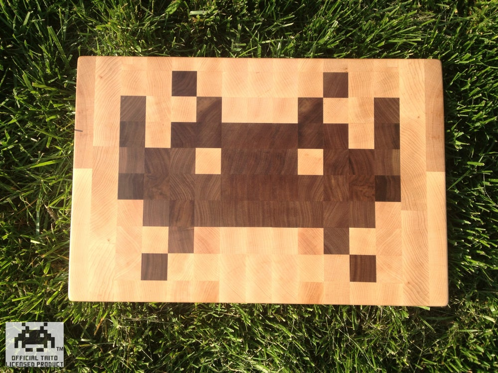 Image of Space Invaders® Cutting Board