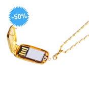 Image de Mini-Médaillon USB - Emily Rothschild