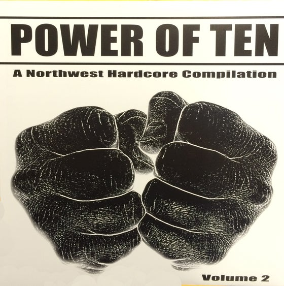 "Image of Power of Ten 7"" compilation"