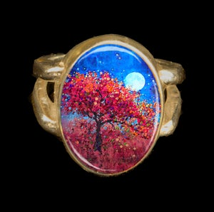 Image of Harvest Moon Abundance Ring