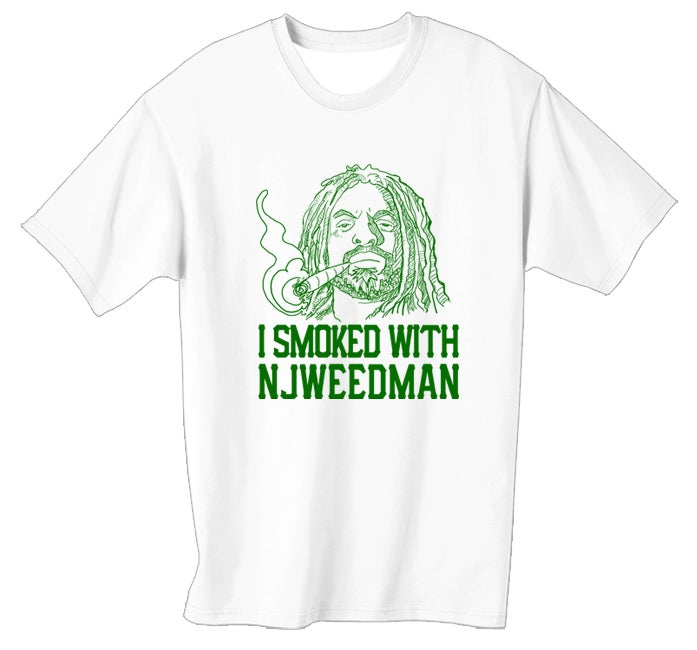 Image of I Smoked With The Weedman