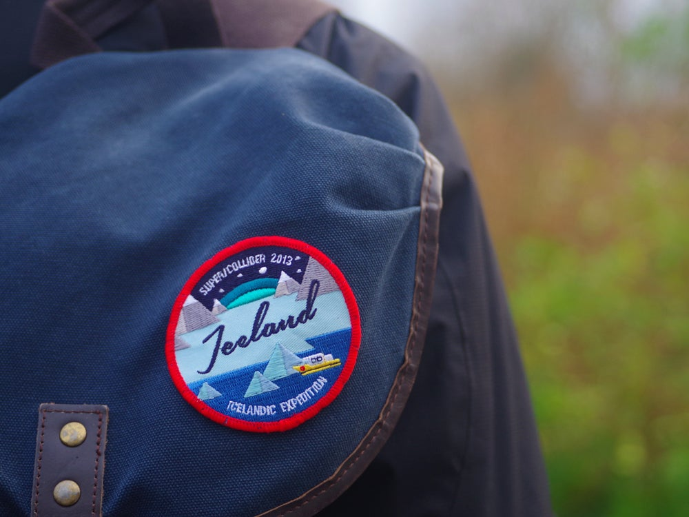 Image of Iceland Expedition Patch