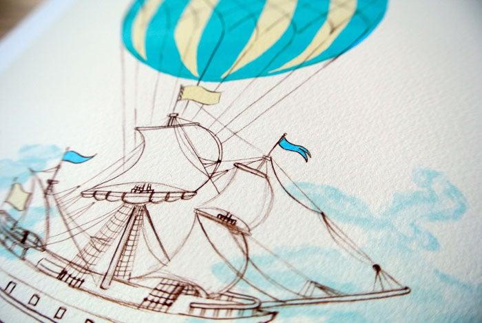 Image of Airship #1