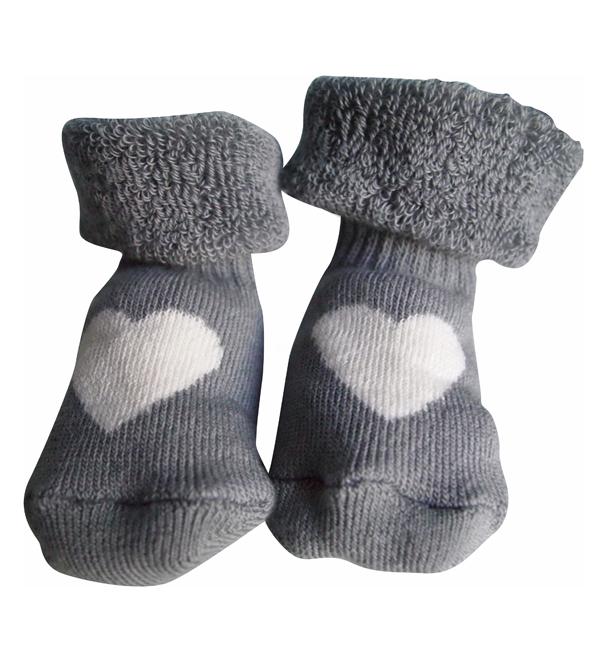 Image of Baby Heart Socks