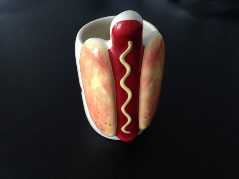 Image of Hot Dog Mug