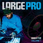 Image of LARGE PRO BEATZ VOLUME ONE CD