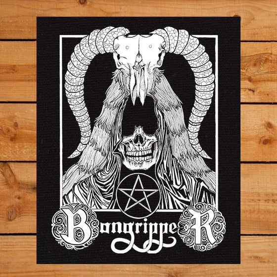 Image of Horns Backpatch