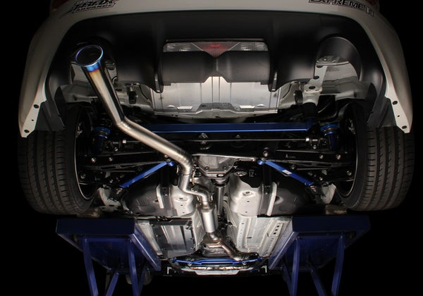 Image of Tomei Expreme Ti Titanium Catback Exhaust Type 60R