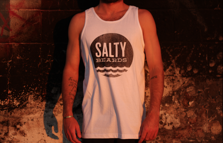 Image of Original Salty Tank