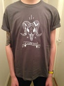 Image of The Ram-Skull Tee