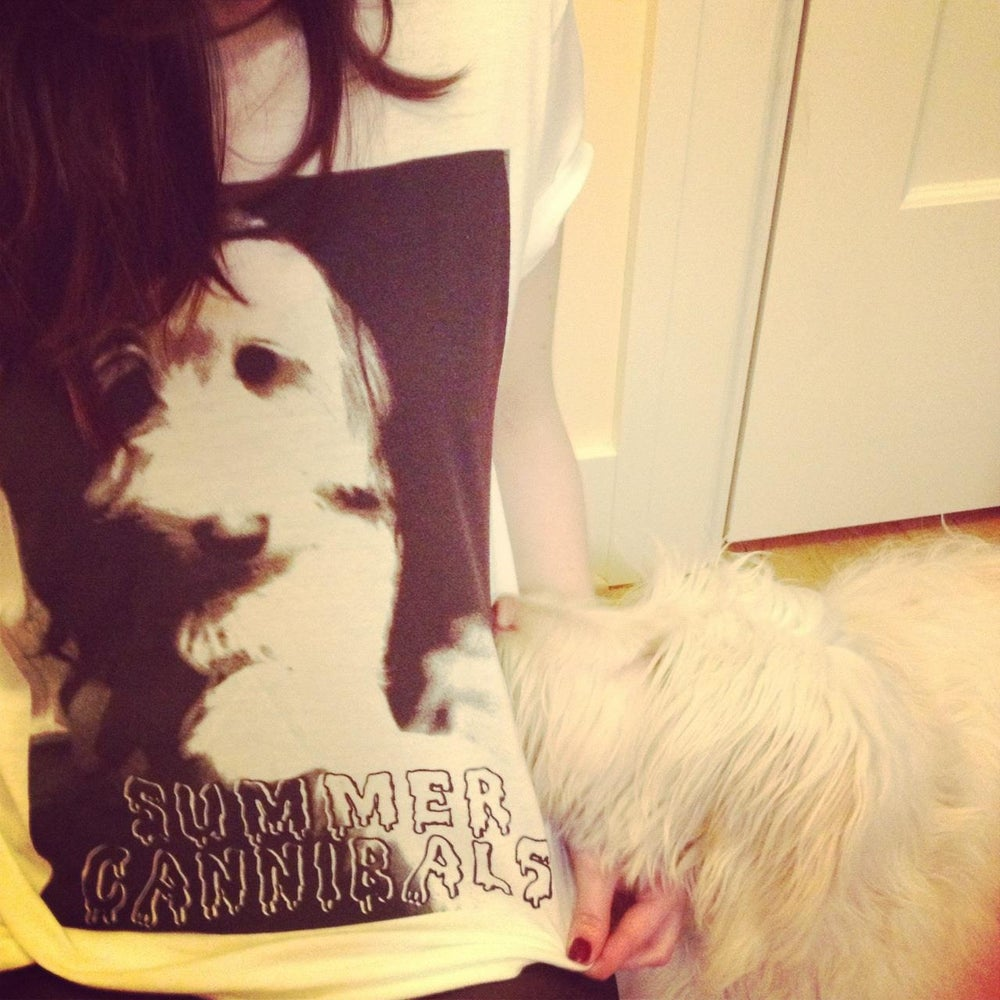 Image of Summer Cannibals T-Shirt - SOLD OUT