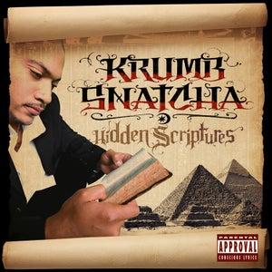 """Image of KRUMB SNATCHA """"HIDDEN SCRIPTURES"""" CD"""