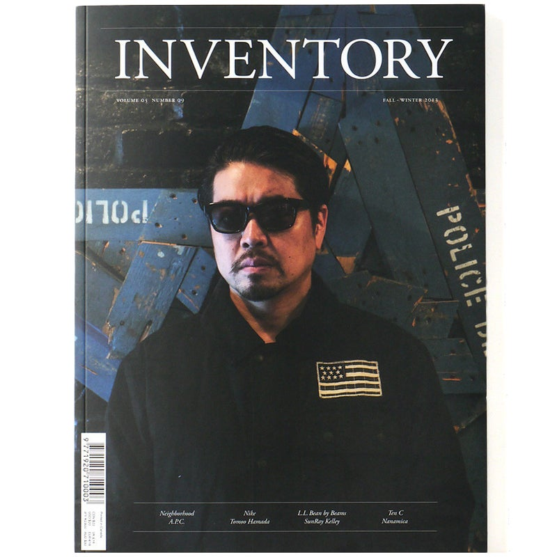 Image of INVENTORY Magazine Volume 5 Number 9