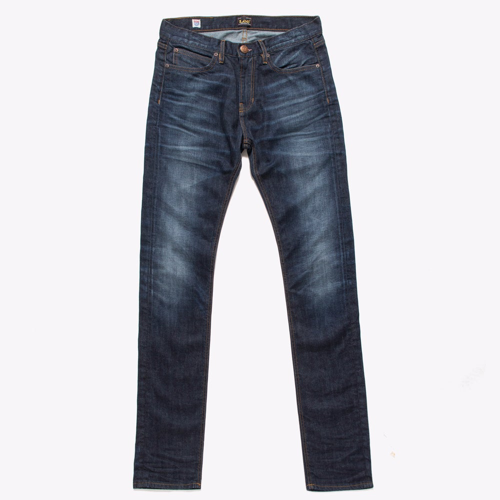 "Image of LEE 101Z ""180 Days"" Jeans - STRAIGHT"