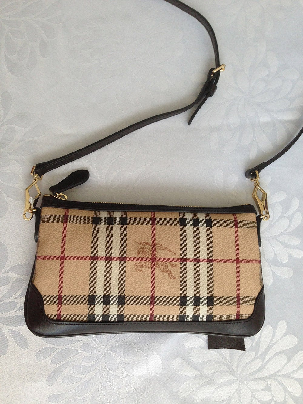 burberry crossbody bag outlet qpy4  Image of Custom Replacement Straps & Handles for Burberry Handbags/Purses/ Bags