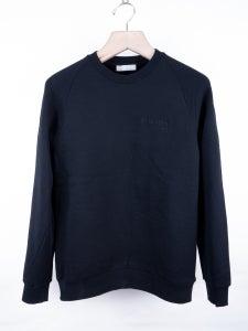 Image of Gosha Rubinsky - Panneled Back Sweatshirt