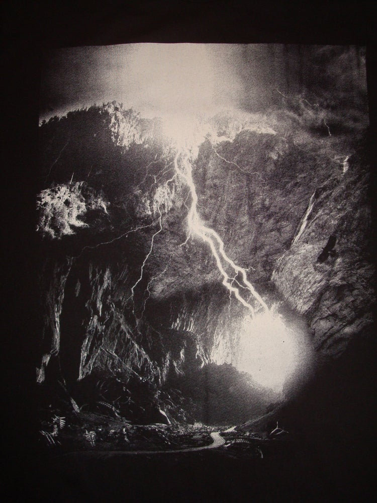 """Image of """"The Cave"""" shirt"""