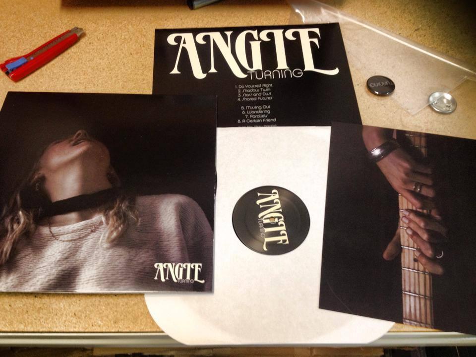 Image of Angie Turning LP