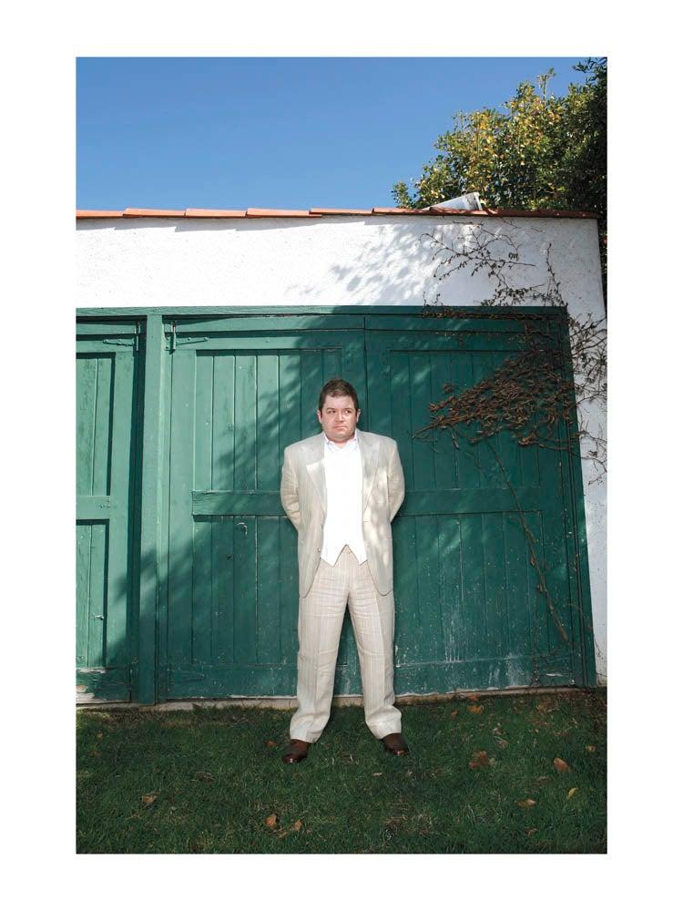 "Image of Patton Oswalt 18""x24"" Print"