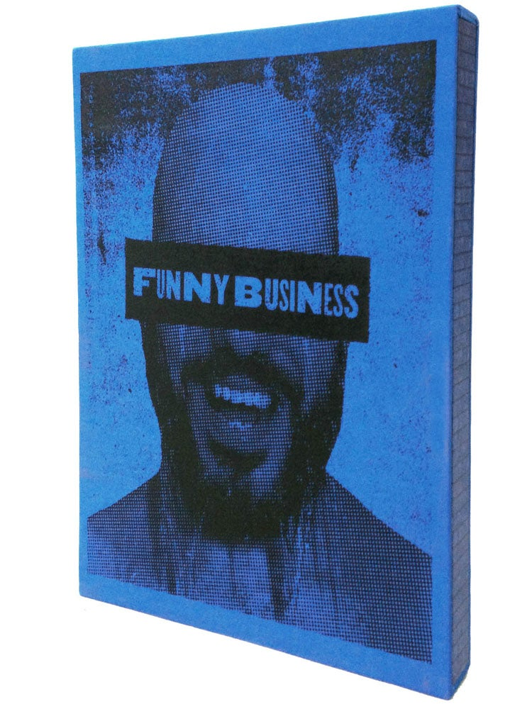 Image of Funny Business Limited Edition - Intro by John Mulaney