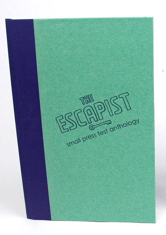 Image of The Escapist Small Press Fest Anthology - Deluxe Signed Edition