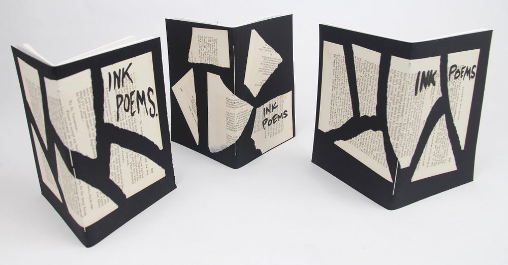 Image of Ink Poems by Michael Phillips