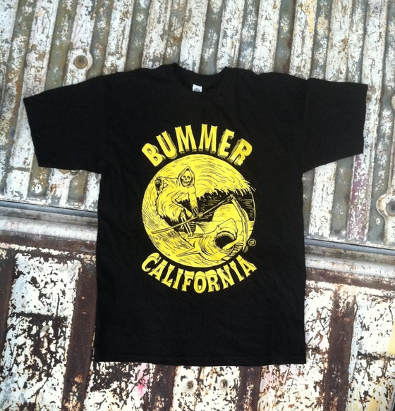 Image of Surfing Reaper Shirt