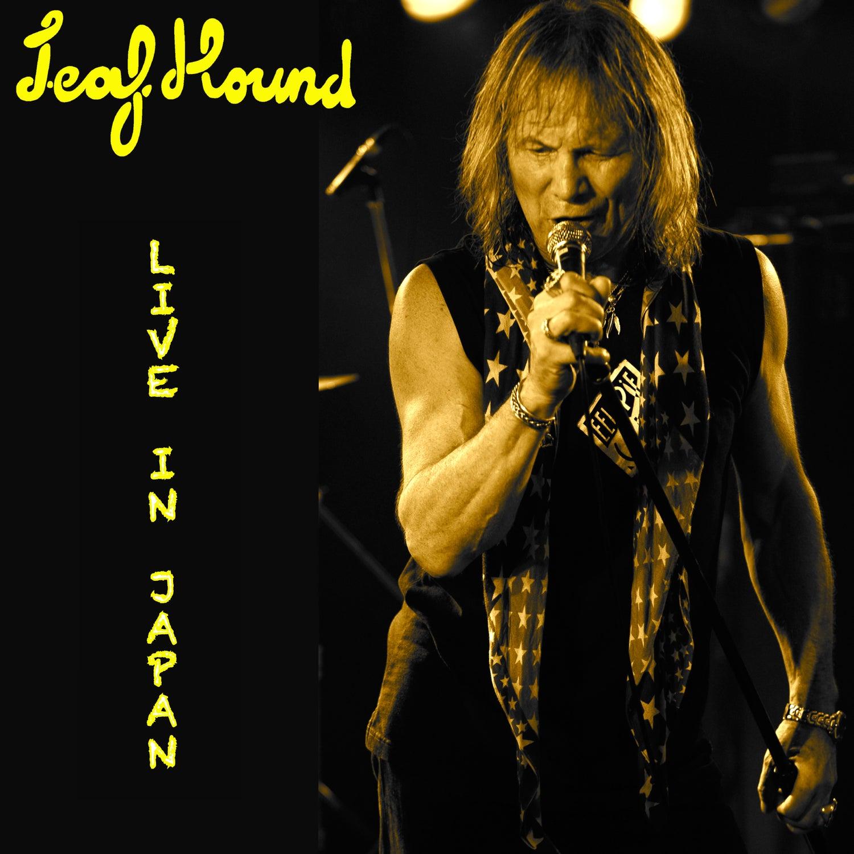 Image of Leaf Hound - Live In Japan 2012 (LP)