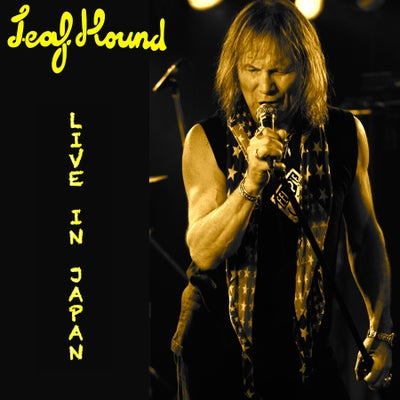 Image of Leaf Hound - Live In Japan 2012 (LP)