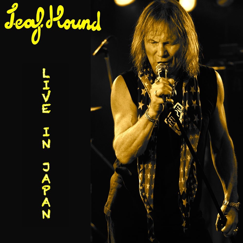 Image of Leaf Hound - Live In Japan 2012 (CD/DVD)