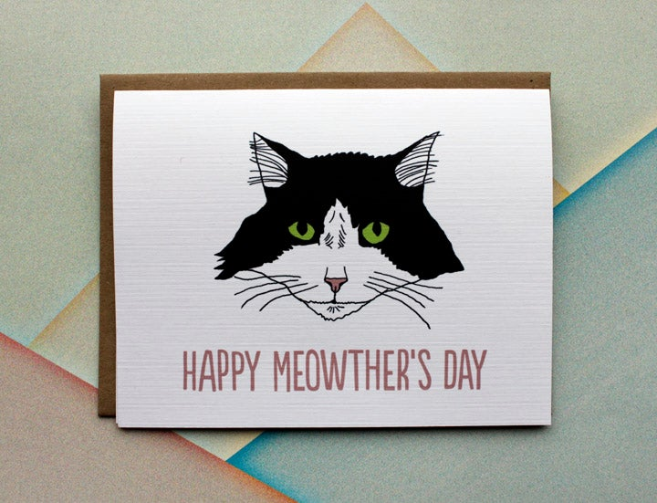 Image of Happy Meowther's Day