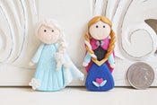 Image of Anna OR Elsa Princess (Frozen)