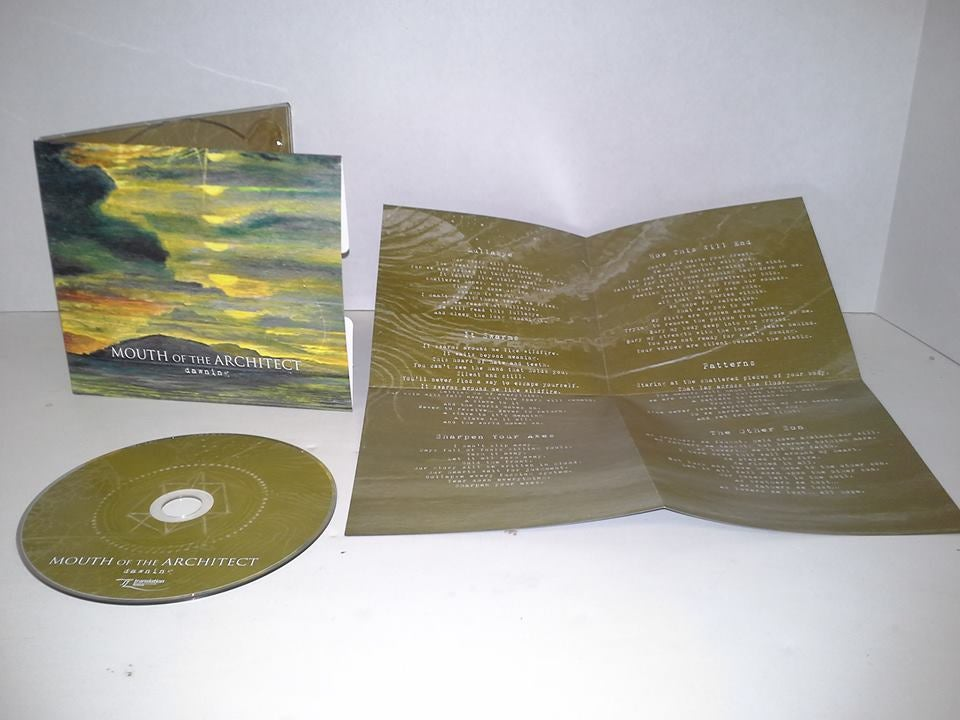 Image of Mouth of the Architect - Dawning CD