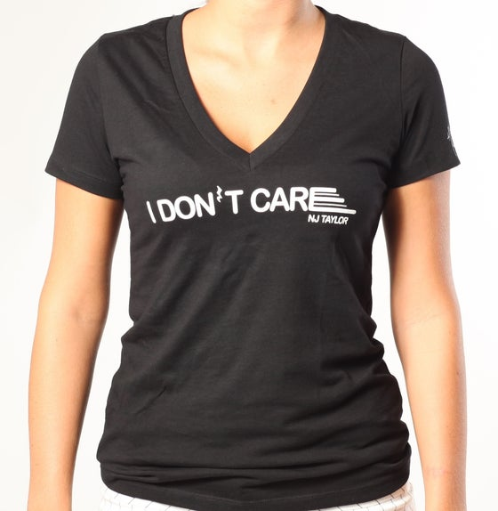 Image of I Don't Care Women's T-Shirt