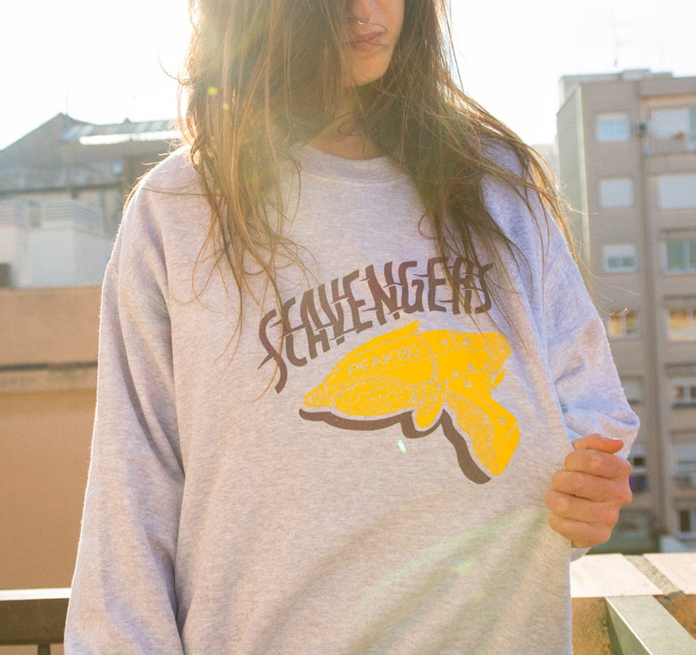Image of Sweatshirt 'Scavengers'