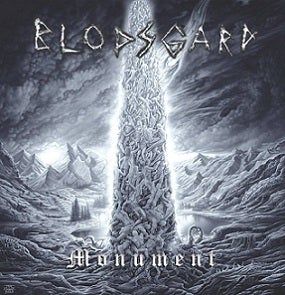 Image of BLODSGARD Monument CD