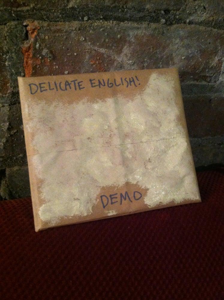 """Image of """"Demo"""" CD"""