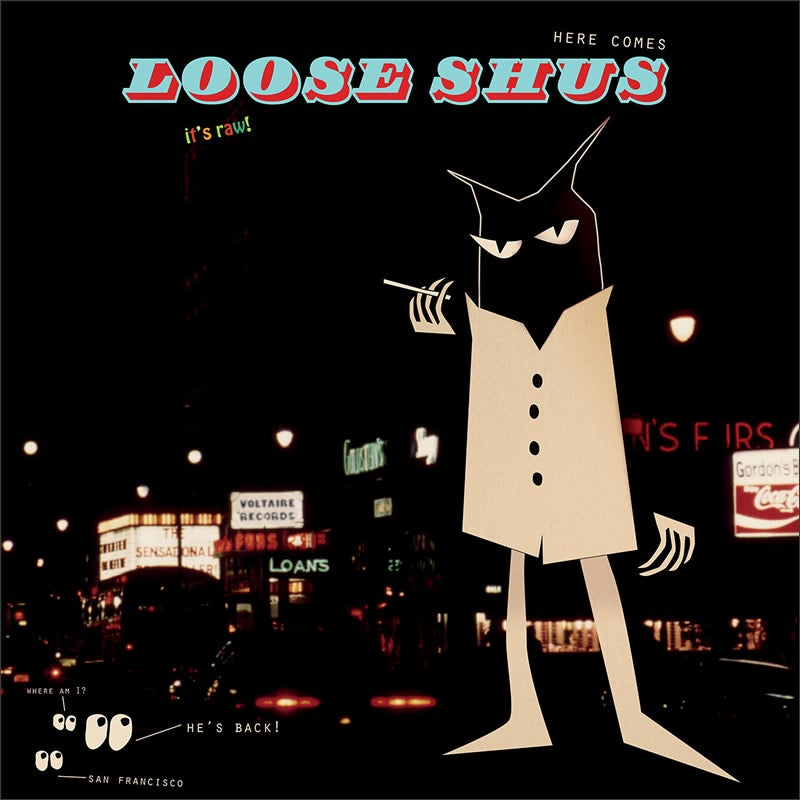 Image of Loose Shus EP 12""