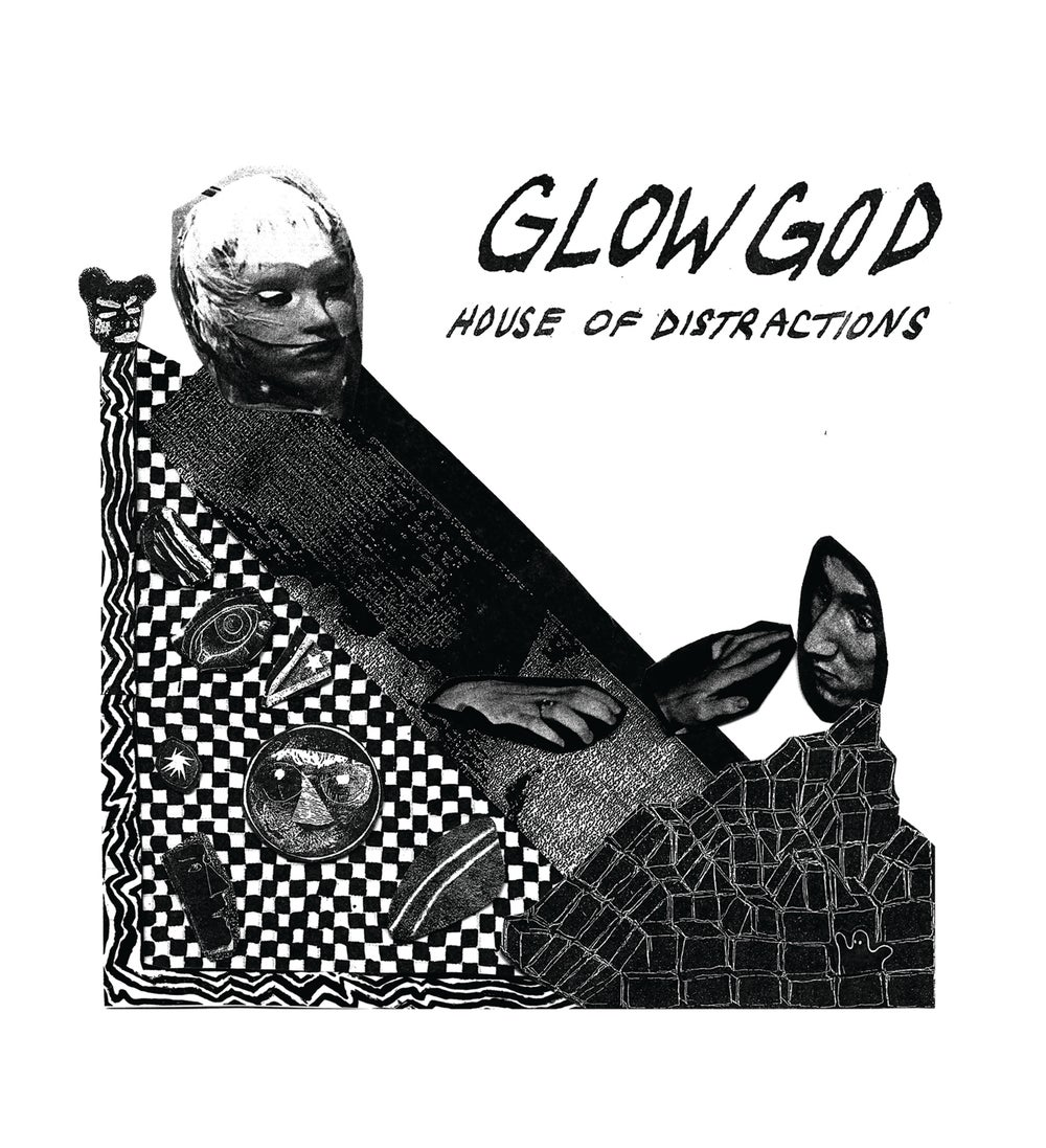 """Image of Glow God - """"House of Distractions"""" LP"""