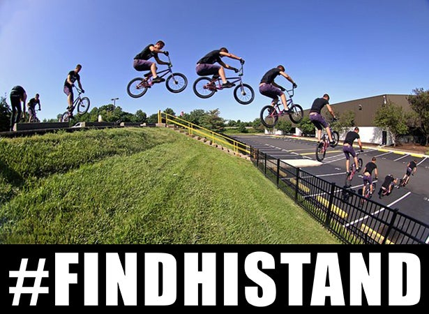 Image of #FINDHISTAND Stickers (Bulk)