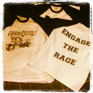 Image of Motorhorse Baseball Tshirt
