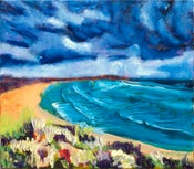Image of Surf beach postcard #13